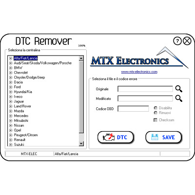 DTC Remover 1.8.5.0 2017
