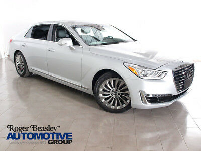 2017 Hyundai Genesis  2017 HYUNDAI GENESIS G90 PREMIUM LEATHER NAV REAR CAM SUNROOF