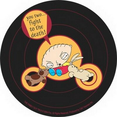 Family Guy Stewie Fight To The Death Sticker S-FG-0024