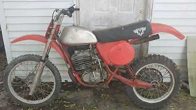 1978 Other Makes MAICO 400 MAGNUM  MAICO 400 MAGNUM VINTAGE DIRT BIKE RACER! VINTAGE MOTOCROSS MX AHRMA RACER