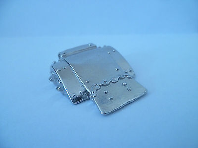 Robot Wars Diecast Figure Steel (from the board game) - Chaos 2