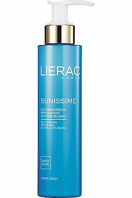 LIERAC Sunissime lait réparateur anti-âge global 150ml