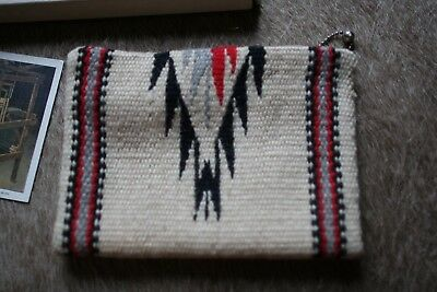 Native American Chimayo Bag and Original Box