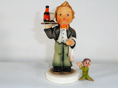 Napco Figurine Bell Hop # SH1E with Label..Mint
