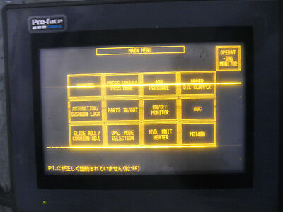 Proface PRO-FACE GP470-EG11 Operator Interface Graphic Touch Panel