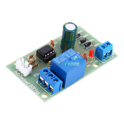 Liquid Level Sensor Controller Module Liquid Level Detection Sensor Implements