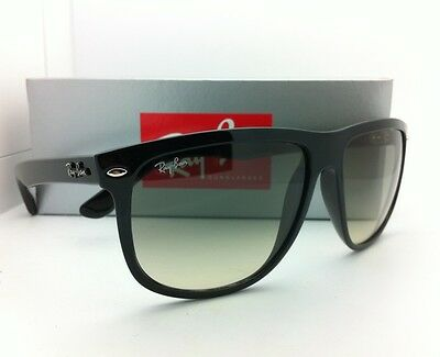 c05cdfb56e9 New Authentic Ray-Ban Sunglasses RB 4147 601 32 Black Frame Grey Gradient  Lenses