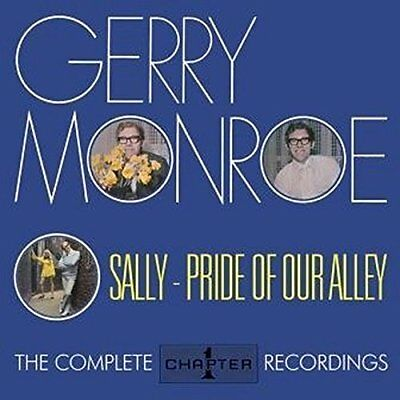 Gerry Monroe - Sally: Pride Of Our Alley - New Cd Compilation