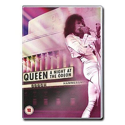 Queen - A Night At The Odeon - New Cd / Dvd