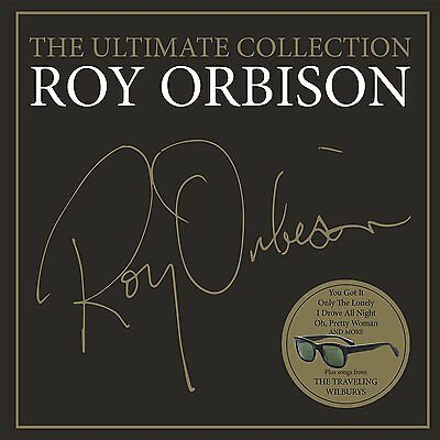 Roy Orbison - The Ultimate Collection - New Cd Compilation