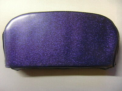 Purple Metalflake Scooter Back Rest Cover (Purse Style)