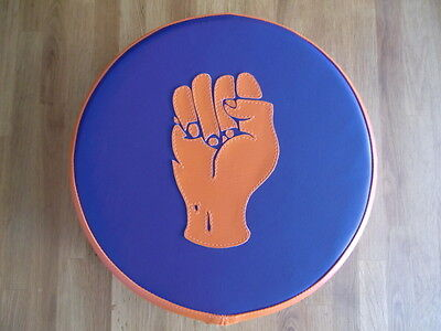 Northern Soul Fist Scooter Wheel Cover