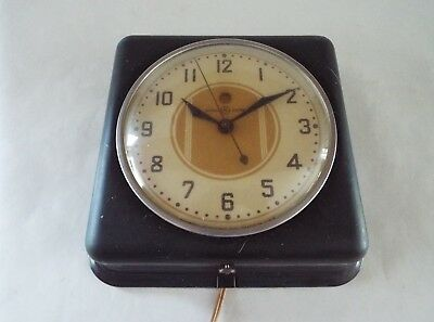 Mid Century / 1950's GE Electric Kitchen Wall Clock