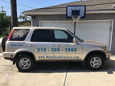 2001 Honda CR-V Good Ebay Motors