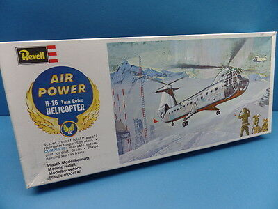 1/96 Revell (1970 /H-138) Air-Power Serie: Piasecki H-16 Transport-Helicopter