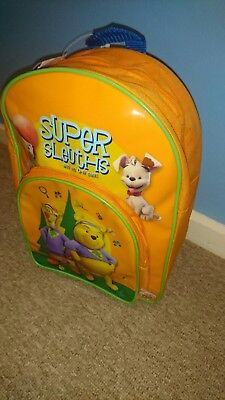 winnie the pooh and friends children's  backpack