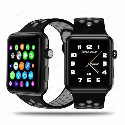 XGODY DM09Plus Bluetooth Smart Watch SIM GSM Sports Phone For Android iPhone iOS