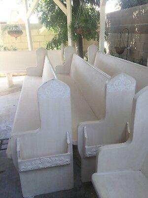 church pews for sale