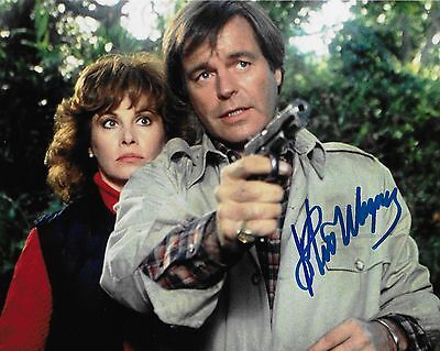Robert Wagner Autographed 8x10 Photo (Reproduction) 1