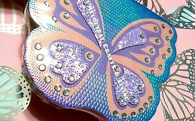 """Smiggle """"shimmer"""" Notepad Mini Notebook - Butterfly Dream"""