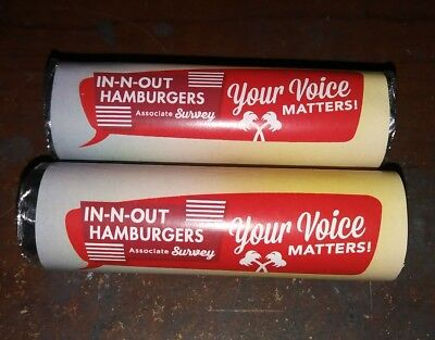 2 in n out burger life saver rolls