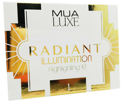 Mua Luxe Radiant Illumination Highlighting Kit Palette 14.5g New