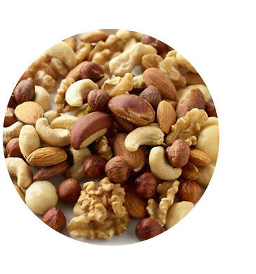 Natures Delight Mix Raw Nut 150g x 12