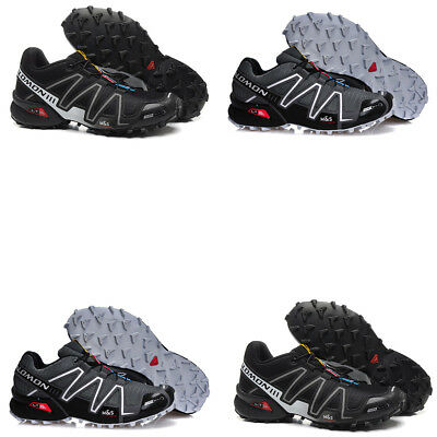Men's Outdoor Hiking Wearable Non-slip Breathable Running Light Athletic Shoes