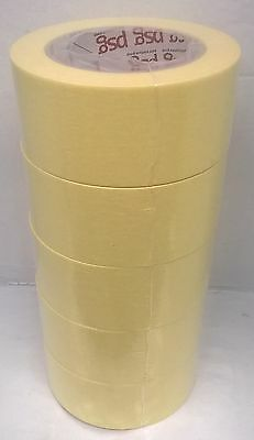 "Sleeve of 5 x 2"" or 48 mm Professional Car Body Spray Masking Tape PSG"