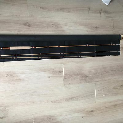 Brand New Custom Build Split Cane (Bamboo) 7ft #4 Fly Rod (with spare tip)