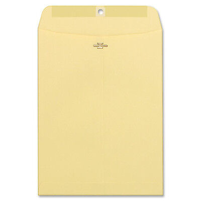 "Quality Park Multipurpose Clasp Envelope 32lb 9""x12"" 100/BX Manila CO490"