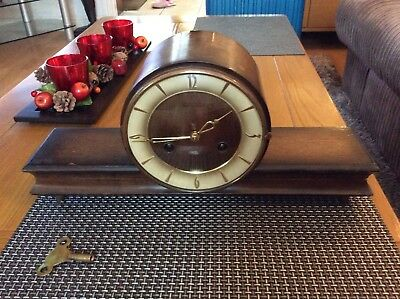 FHS Mantle Chime Clock