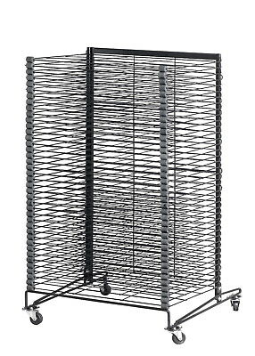 School Specialty Drying Rack, 26-1/2 W x 27 D x 43 H Inches
