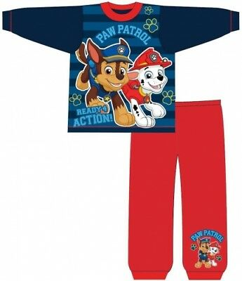 Boys Official PAW Patrol Character Pyjamas