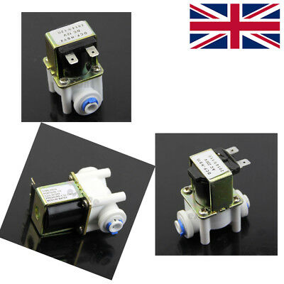 DC 12/24/220V Normally Closed Electric Solenoid Valve For Water Purifier