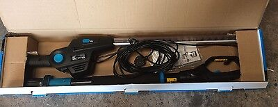 Mac Allister MHTP550P Corded Hedge Trimmer used