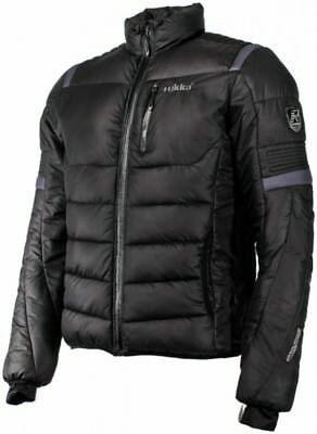 Rukka Kalle Casual Padded Mens Motorcycle Jacket Black