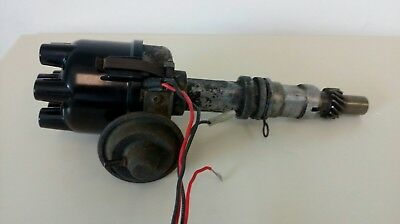 ford essex v6 motorcraft distributor with electronic ignition, new rotor arm cap