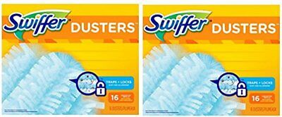 Swiffer Duster Refills, Unscented Dusters Refill ZDhcLX, 32 count
