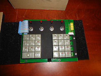 Polar Moth, Keyboard, Board , Part#za3.020644R New
