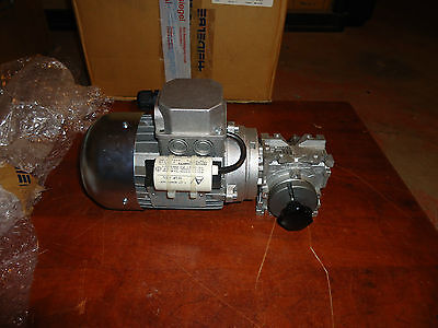 Pophf, Geared Motor Auslaufband Pas,cat#m638B, 100% New