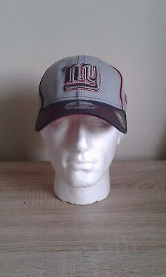 New Era - NFL New York Giants FItted Baseball Cap Small-Medium (New with Tags)