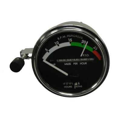 Tachometer For John Deere 2510; 2520; 3020; 4020 Provision for Light