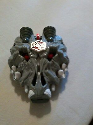 Mighty Max Terminates Wolf ship Play Set 100% Complete VGC