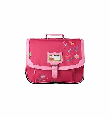 Cartable Tann's 38cm Rose FLOWER Collector T5FLO-CA38-RS