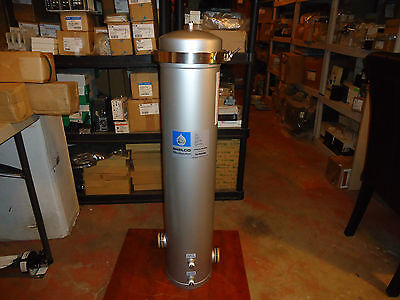 Shelco  Filter Canister,stainless Steel Model,4Fos3, Pressure Rating 150