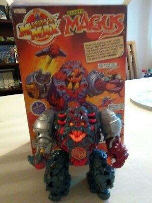 Mighty Max - Blasts Magus - 100% Complete in Box. VGC.