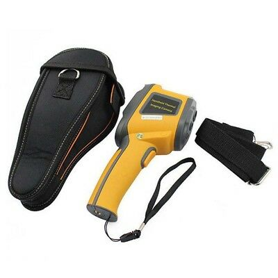 Precision Protable Thermal Imaging Camera Infrared Thermometer Imager HT-02 FB