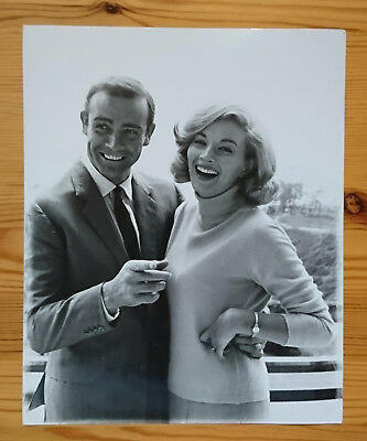 James Bond 007 / From Russia With Love - Connery - Daniela Bianchi / Orig Press