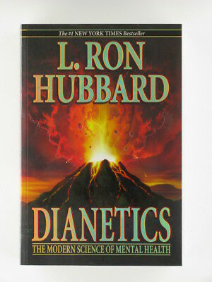 Dianetics - The Modern Science of Mental Health - Paperback - Scientology - NEW!